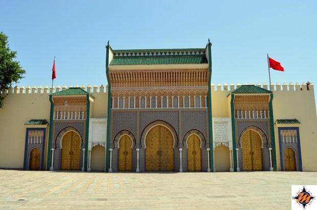 Fes, Dar El Makhzen