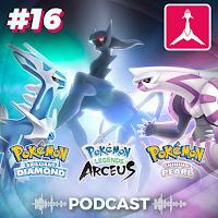 PBN Cast #16 - Tudo sobre Pokémon Presents (New Pokémon Snap, Remakes de Sinnoh e Pokémon Legends: Arceus)