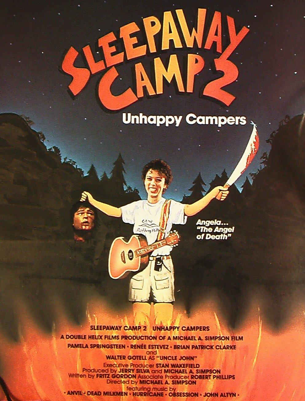 Das Camp Des Grauens 2