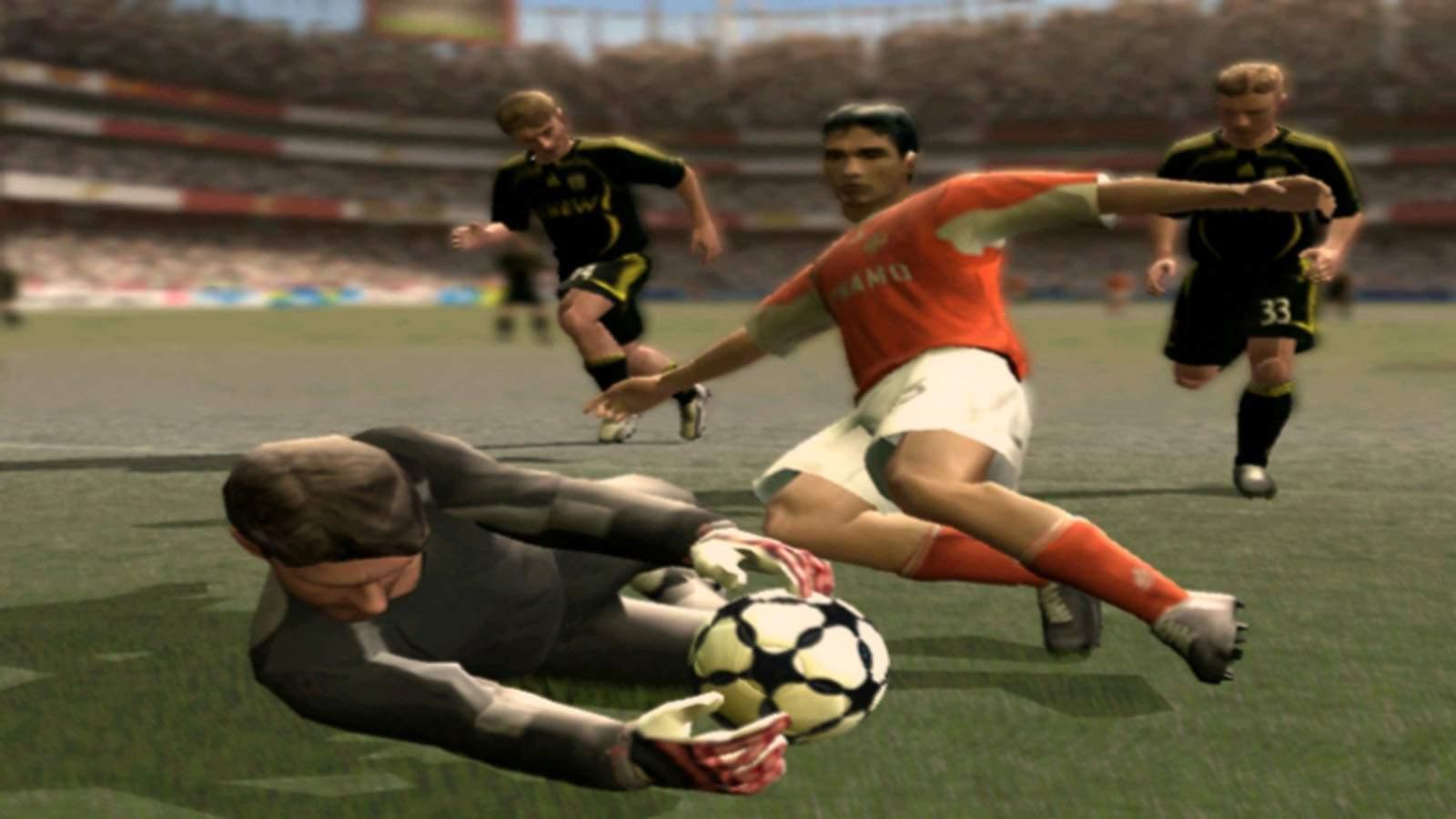 تحميل لعبة FIFA 2007 مضغوطة برابط واحد مباشر + تورنت كاملة مجانا