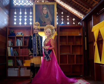 Rahmad dan Raisa Wakili Aceh di Pemilihan Putera Puteri Kebudayaan Indonesia 2019