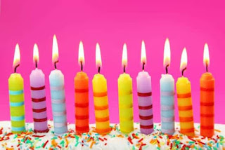 Why we use Candles in Birthday cake