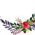 Water Colour Flower PNG 14