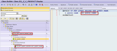 ABAP CDS, ABAP Development