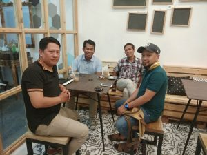 Forum Start Up Lampung Bersinergi Dengan PGN & PT. GOJEK Akan Mengadakan Event Memecahkan Rekor MURI
