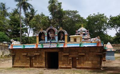 Chakravageswarar Temple Chakkarapalli Thanjavur