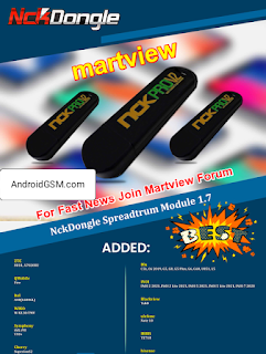 Latest NCK Dongle / Pro Spreadtrum Unlock Tool Latest Update 2021 Free Download To AndroidGSM