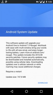 Android One: Infinix Hot 2 And Others To Receive Android 7 0