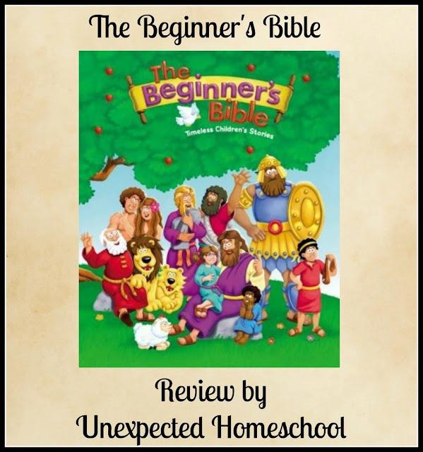 Review: The Beginner's Bible from Zonderkidz