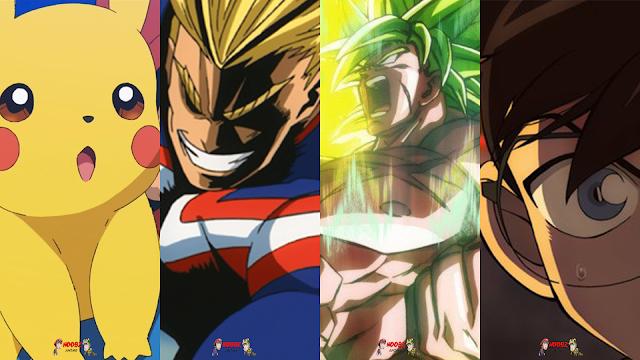 Melhores FILMES Anime de 2018