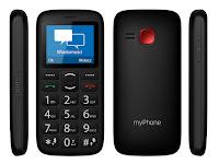 Telefon komórkowy myPhone Simply 2 z Biedronki
