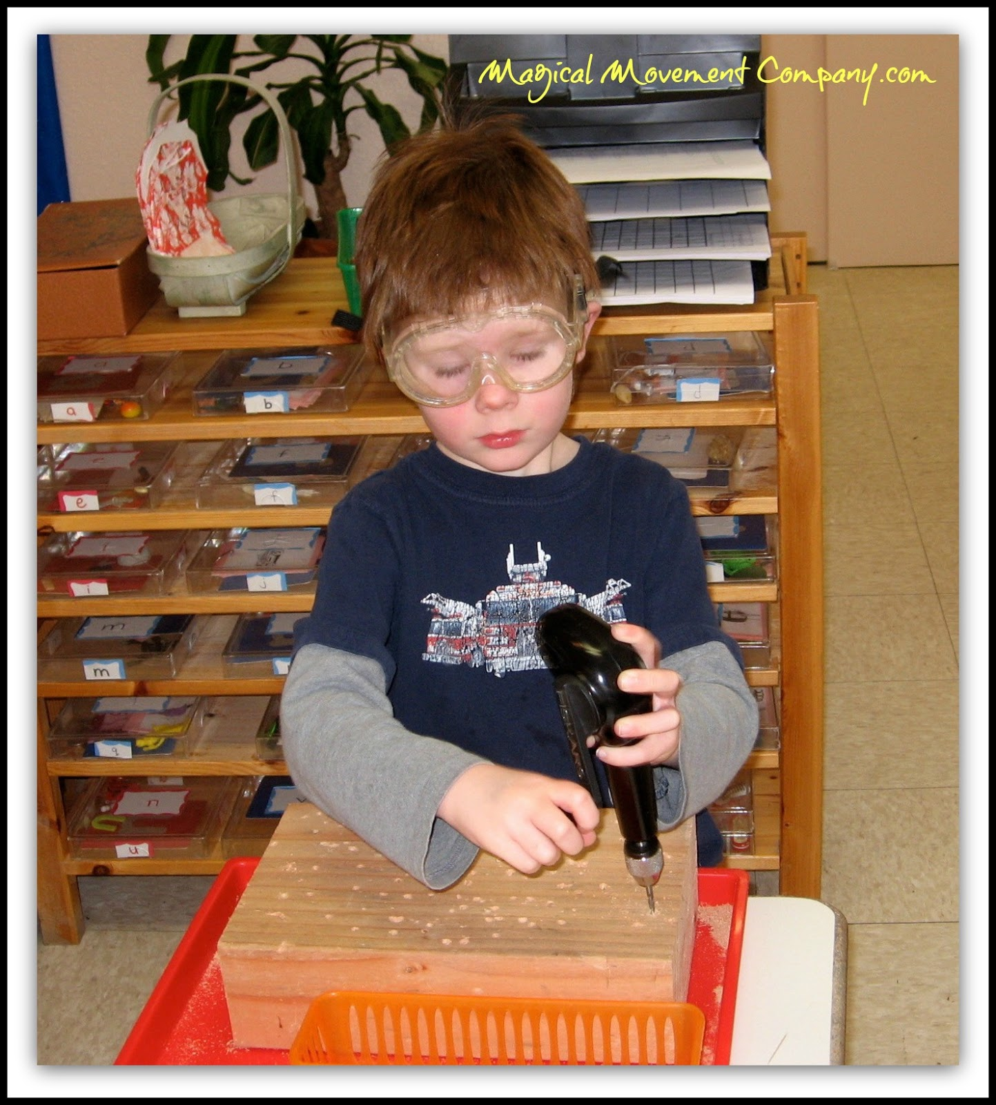 Kids And The Importance Of Tools In The Montessori Room