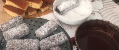 حلوة ساندو من الحلويات الجزائرية القديمة