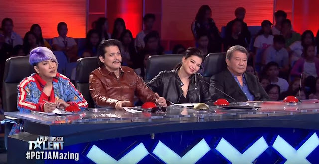 PGT Act: Bool Family Of Batangas City Inspired The PGT Judges By Their Talents