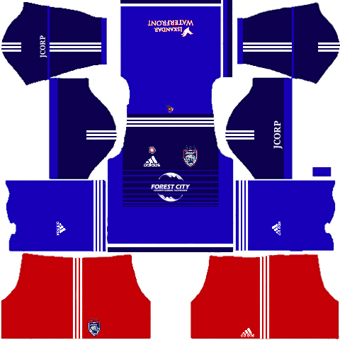 timnas kits dream league soccer JDT