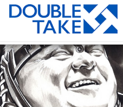 INDIE BOOK SPOTLIGHT: DOUBLE TAKE COMICS
