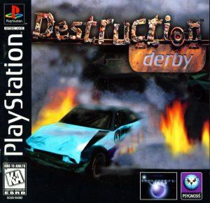 Download   Destruction Derby - Torrent (Ps1)