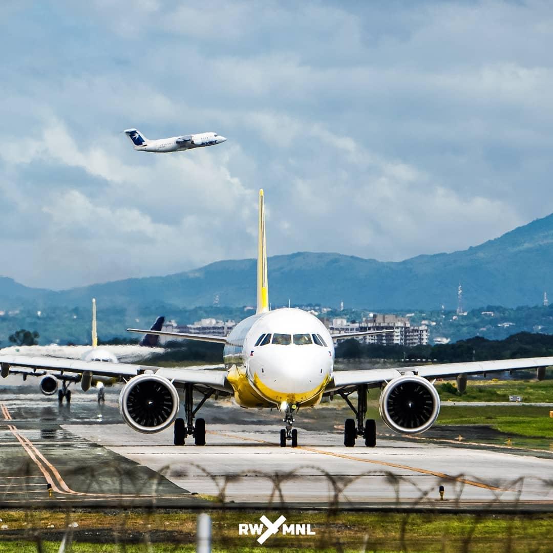 Ninoy Aquino International Airport in action