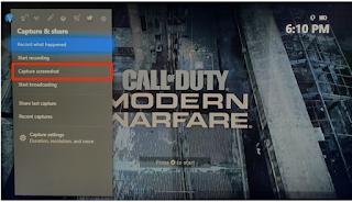 Cara Screenshot di Xbox One , dan melihat hasil semua tangkapan layar Anda