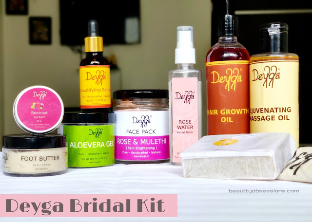 Bridal Kit from brand Deyga