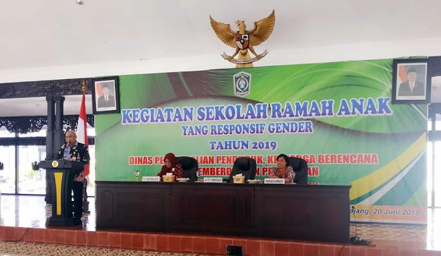 Sekolah Ramah Anak Yang Responsif Gender 2019