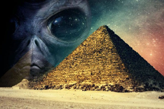 The Ancient Aliens