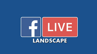 Cara Membuat Video Siaran Langsung Landscape di Facebook, Supaya lebih bagus