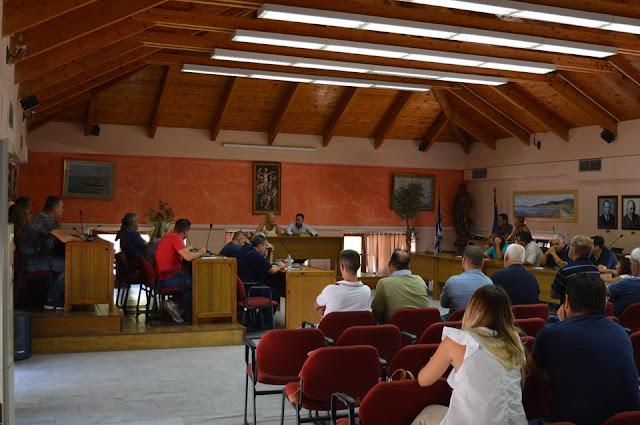 Στυλίδα: Συνάντηση με τον Κυριάκο Μητσοτάκη ζητούν με κοινο ψήφισμα η Βιργινία Στεργίου, Ιωάννης Αποστόλου και Αλεξάνδρα Βεντούρη - Νασοπούλου