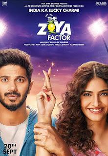 The Zoya Factor (2019) Full Hindi Movie Download 480p 720p HDRip