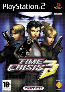 Tips Time Crisis 3 PS2