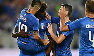 مشاهدة مباراة ايطاليا والبوسنة والهرسك