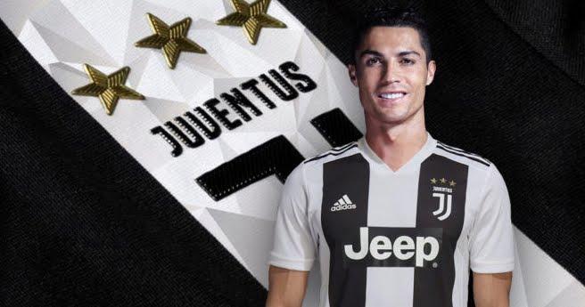 Cristiano Ronaldo alla Juventus, è ufficiale