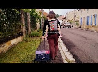 boba 4g portage rentrée école maternelle séparation