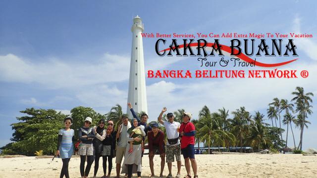 Paket tour Belitung hopping island
