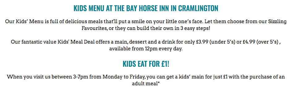 How to find the Giant Spoon in Cramlington, Northumberland - Bay Horse Pub kids eat for £1 deal