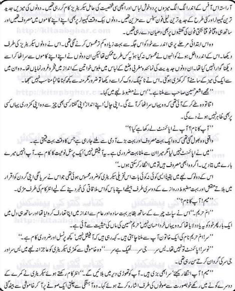 Humsafar Novel In Hindi Pdf