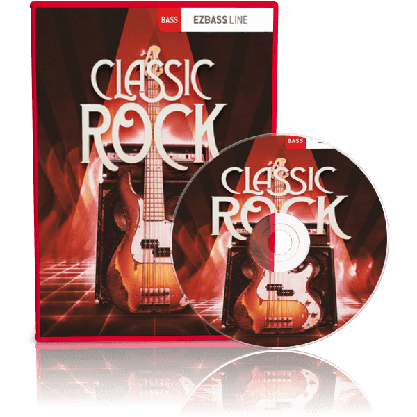 Toontrack Classic Rock EBX v1.0.1 Full version