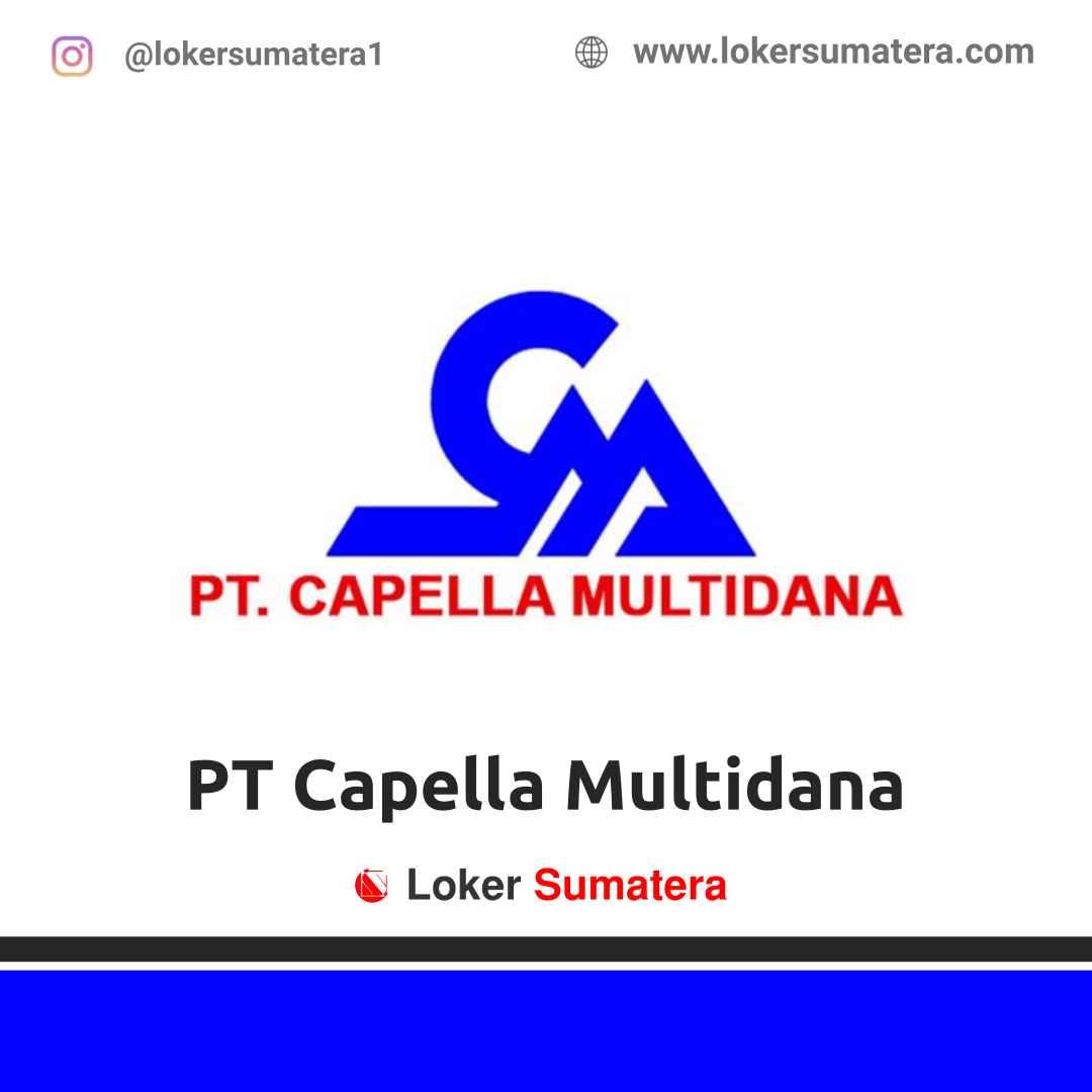 Lowongan Kerja Padang: PT Capella Multidana April 2021