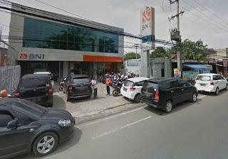 Lokasi ATM BNI Setor + Tarik Tunai BOGOR - CRM & CDM