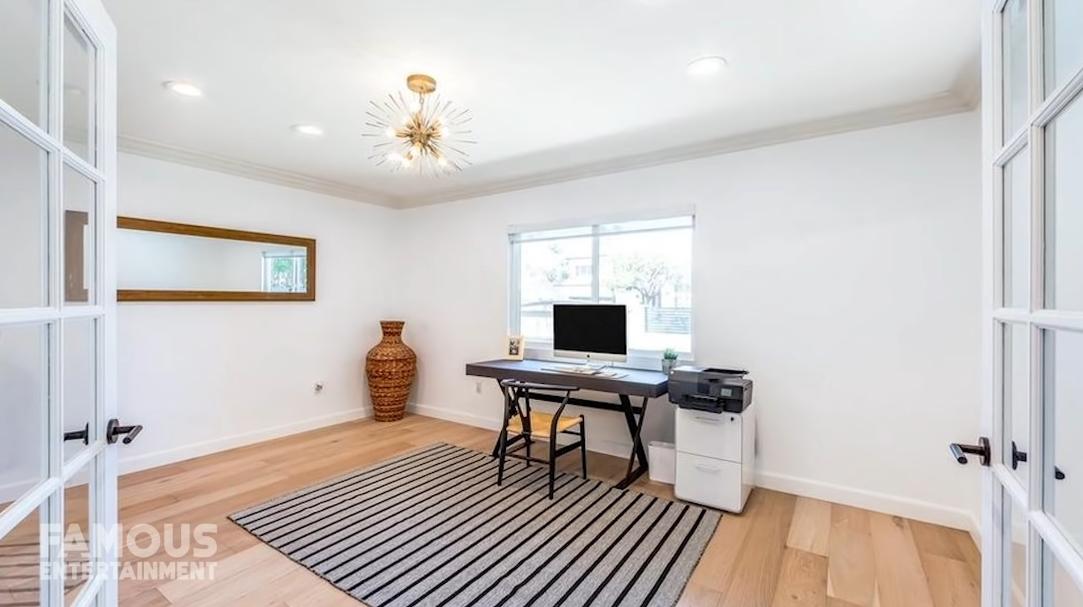 22 Interior Design Photos vs. Lauren London Sherman Oaks $1.7 Million Home Tour