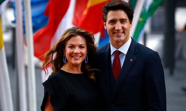 Coronavirus: Canadian Prime Minister's wife, recovers