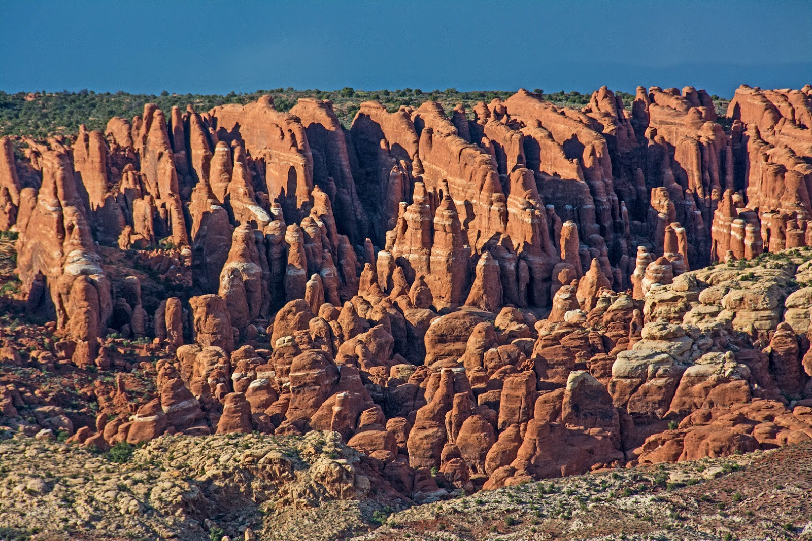 Arches National Park: Fiery Furnace & The Windows