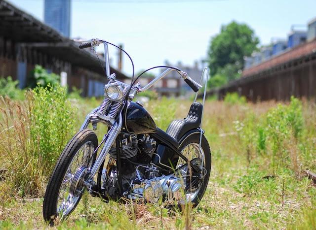 Harley Davidson Shovelhead 1978 By Prism Motorcycle Hell Kustom