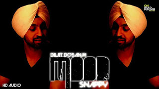 MOOD LYRICS – DILJIT DOSANJH