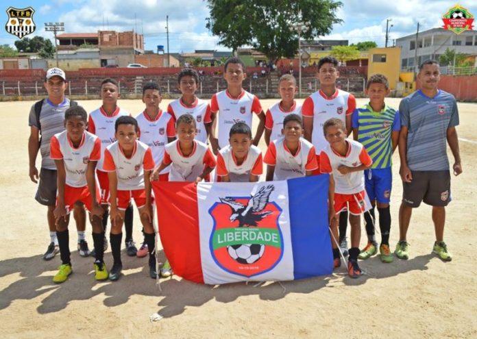 5e04c99f7d736 Campeonato Municipal de Futebol de Base de Teixeira de Freitas