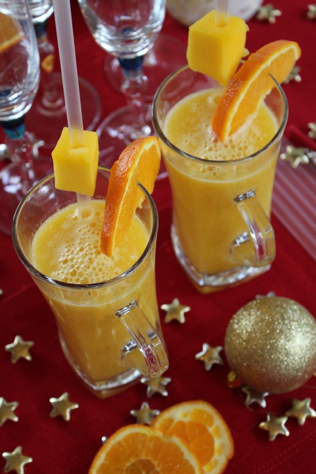 Mango-Maracuja-Smoothie von Sugarprincess