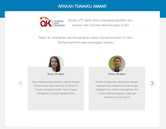 Mengulas berbagai keuntungan pinjaman online melalui Tunaiku