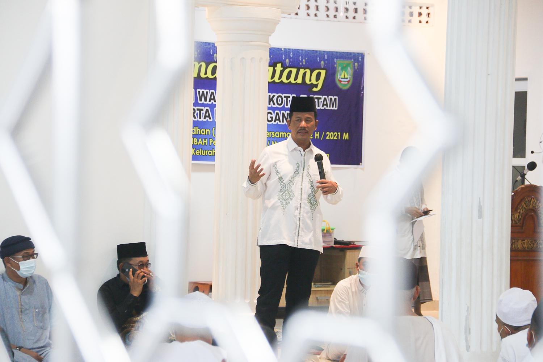 Safari Ramadhan, Rudi : Ekonomi Yang Baik Salah Satu Cara Menyiapkan Masa Depan Yang Lebih Baik