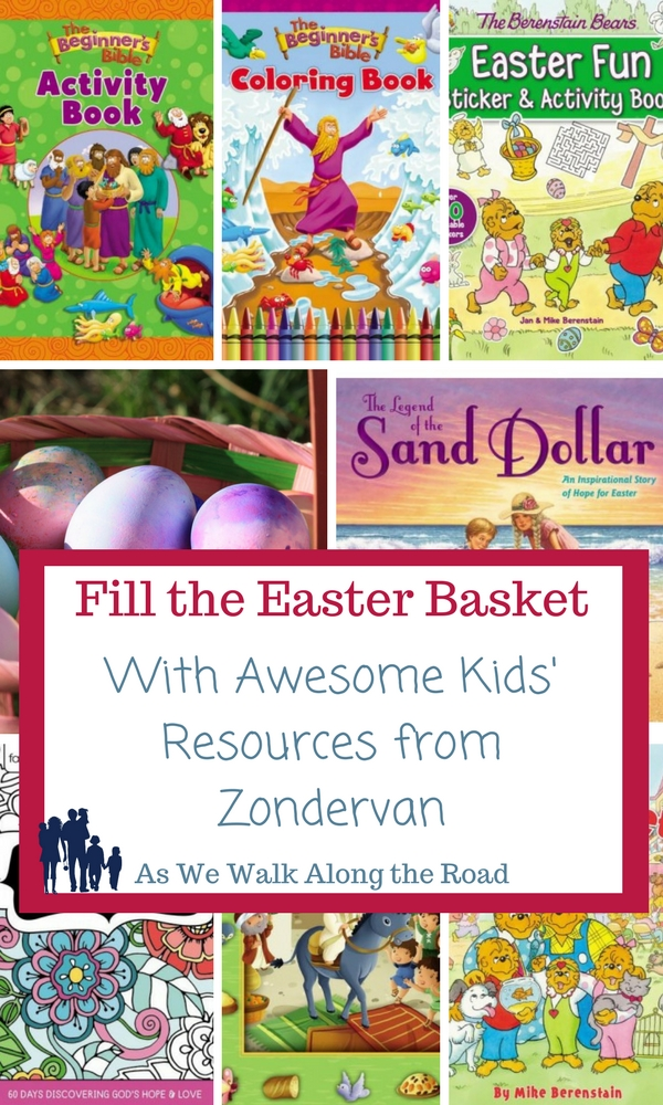 Zondervan resources for kids