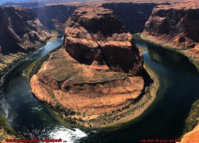Horseshoe Bend Rock Formation